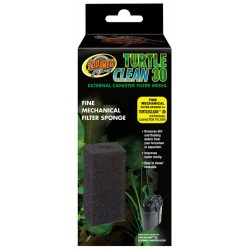 Turtle Clean 30 - Fine Mechanical Filter Sponge (Zoo Med)