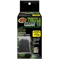 Turtle Clean 15 - Activated Carbon Insert (Zoo Med)