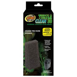 Turtle Clean 30 - Coarse Pre-Filter Sponge (Zoo Med)