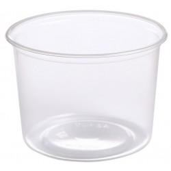 Hornworm Deli Cups - 16 oz - 500ct (Placon)