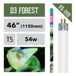 """D3 6% UVB T5 Bulb - 46"""" (Arcadia)"""
