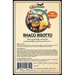 Leapin' leachies Rhaco Risotto Gecko Diet
