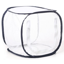 Collapsible Insect Mesh Cage - White - SM (RSC)