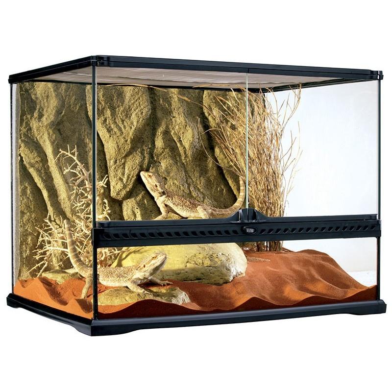 Exo Terra Glass Terrarium  X X