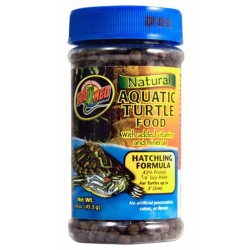 Aquatic Turtle Food - Hatchling - 1.6 oz (Zoo Med)