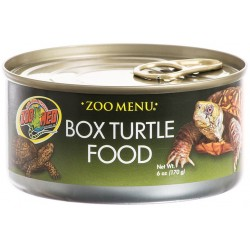 Box Turtle Food - Can (Zoo Med)