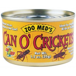 Can O' Crickets (Zoo Med)