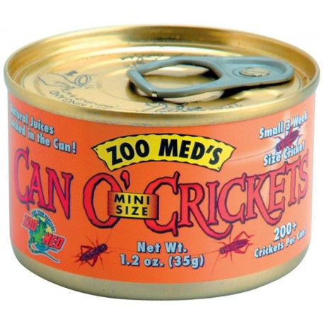 Can O' Crickets - Mini (Zoo Med)