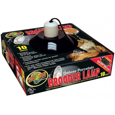"""Brooder Lamp - 10"""" (Zoo Med)"""