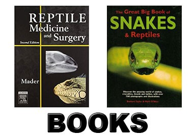 Reptile Supply Co - Wholesale Reptile Books