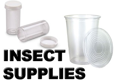 Reptile Supply Co - Wholesale Insect Supplies