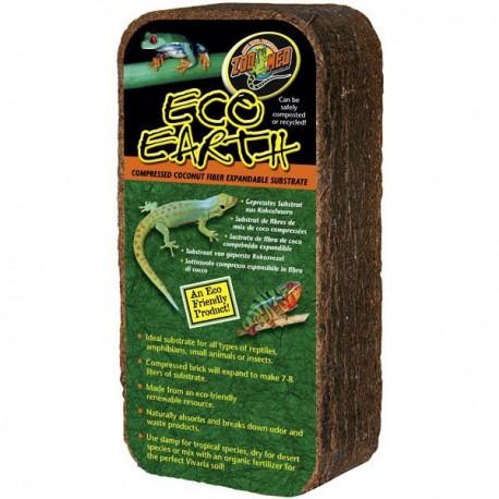 Eco Earth - Brick (Zoo Med)