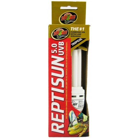 ReptiSun 5.0 Compact Fluorescent - 26w (Zoo Med)