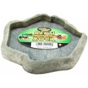 Repti Rock Reptile Food Dish - SM (Zoo Med)