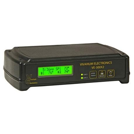 Digital Thermostat VE-300X2 (Vivarium Electronics)