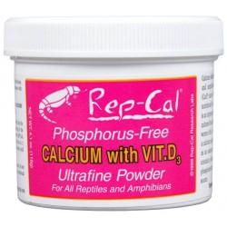 Calcium w/ Vit.D3 Ultrafine - 4.1 oz (Rep-Cal)