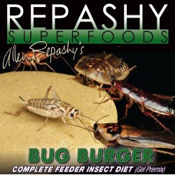 Bug Burger - 3 oz (Repashy)