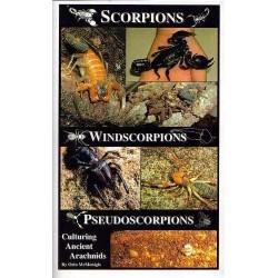Scorpions, Windscorpions, Pseudoscorpions (Book)