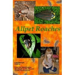 Allpet Roaches (Book)