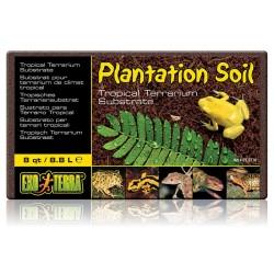 Plantation Soil - Brick (Exo Terra)