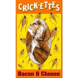 Crick-ettes - Bacon & Cheddar (HOTLIX)
