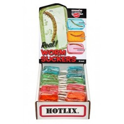 Worm Suckers - 1 Box (HOTLIX)