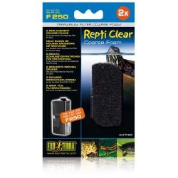 Repti Clear F250 - Coarse Foam (Exo Terra)