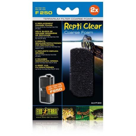 Repti Clear F250 Coarse Foam (Exo Terra)
