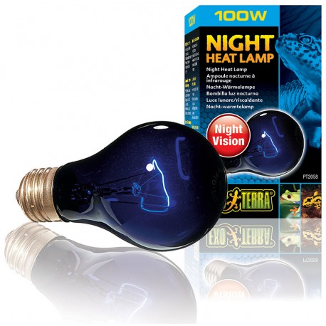 Night Heat Lamp - 100w (Exo Terra)