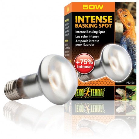 Intense Basking Spot - 50w (Exo Terra)