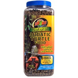 Aquatic Turtle Food - Growth - 13 oz (Zoo Med)