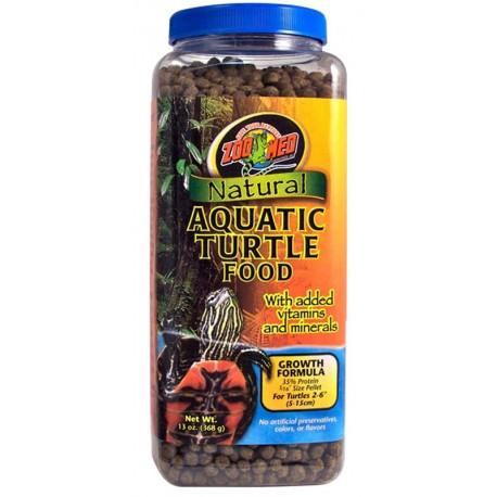 Aquatic Turtle Food - Growth - 13 oz (Zoo Med)