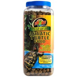 Aquatic Turtle Food - Maintenance - 12 oz (Zoo Med)