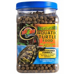Aquatic Turtle Food - Maintenance - 24 oz (Zoo Med)
