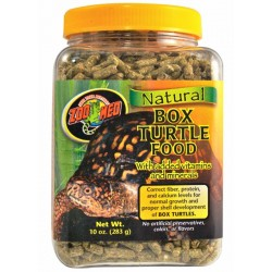 Box Turtle Food - 10 oz (Zoo Med)