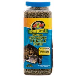 Sinking Mud & Musk Turtle Food - 20 oz (Zoo Med)