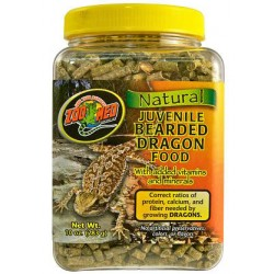 Bearded Dragon Food - Juvenile - 10 oz (Zoo Med)