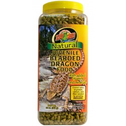 Bearded Dragon Food - Juvenile - 20 oz (Zoo Med)
