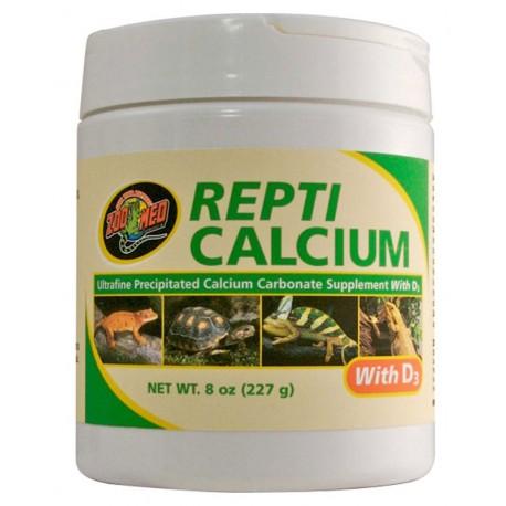 Repti Calcium w/ D3 - 8 oz (Zoo Med)