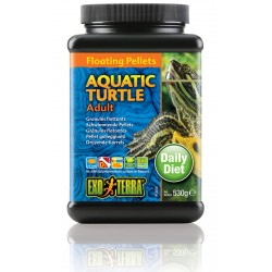 Aquatic Turtle Floating Pellets - Adult - 18.6 oz (Exo Terra)