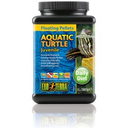 Aquatic Turtle Floating Pellets - Juvenile - 19.7 oz (Exo Terra)