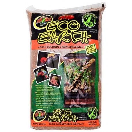 Eco Earth - 8qt Bag (Zoo Med)
