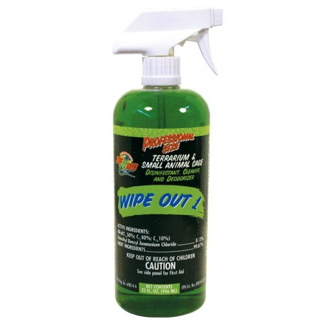 Wipe Out 1 - 32 oz (Zoo Med)