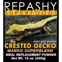 Crested Gecko MRP Mango Superblend - 12 oz (Repashy)
