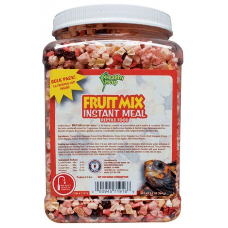 Fruit Mix Instant Meal - 8.05 oz (Healthy Herp)