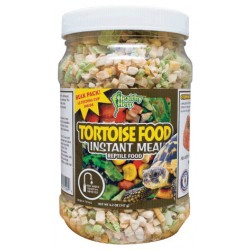 Tortoise Food Instant Meal - 3.5 oz (Healthy Herp)