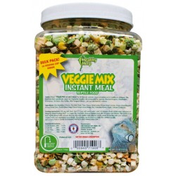 Veggie Mix Instant Meal - 7.5 oz (Healthy Herp)