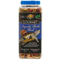 Gourmet Aquatic Turtle Food - 2.2 lb (Zoo Med)