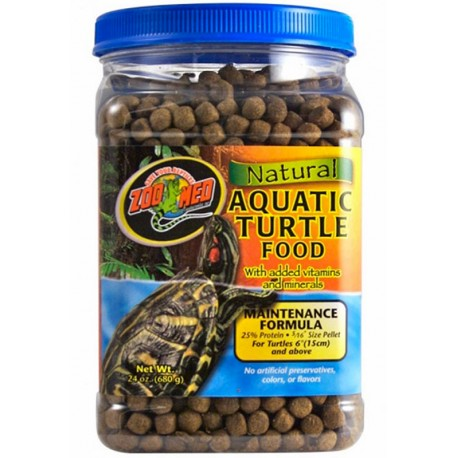 Aquatic Turtle Food - Maintenance - 45 oz (Zoo Med)