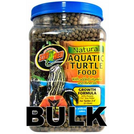 Aquatic Turtle Food - Growth - 50 lb (Zoo Med)